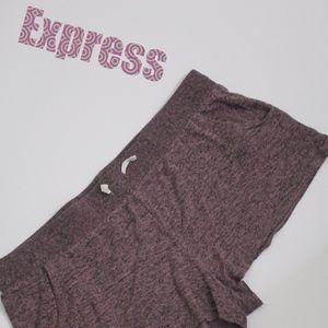 Express Sweatpants Material Shorts